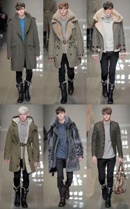 Burberry Fashion: Lethal Rhythms