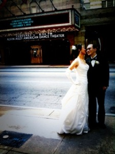 Mrs. Gloria and Mr. YK Yoon Wedding: Lethal Rhythms: Fox Theatre