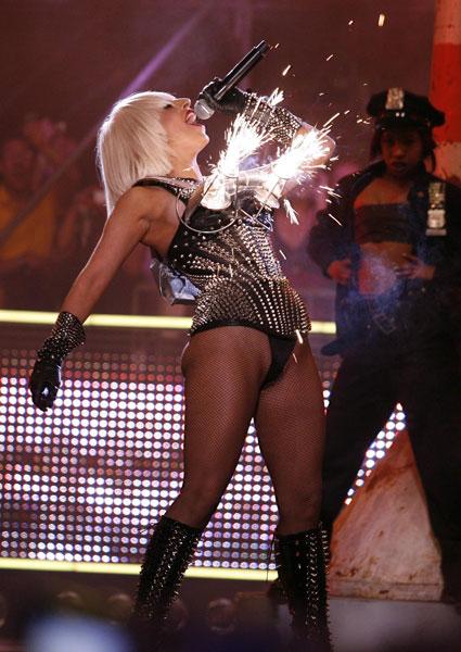Lady Gaga in Concert