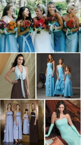 Bridesmaid Dresses- Lethal Rhythms