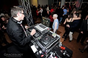 Atlanta Botanical Gardens- Graceology Photography- DJ Joel Rabe with Lethal Rhythms