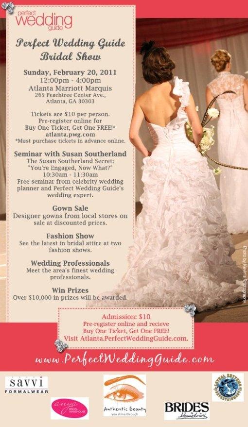 Perfect Wedding Guide Bridal Show- Lethal Rhythms