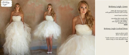 Britteny Leigh Gown- Chaviano Couture