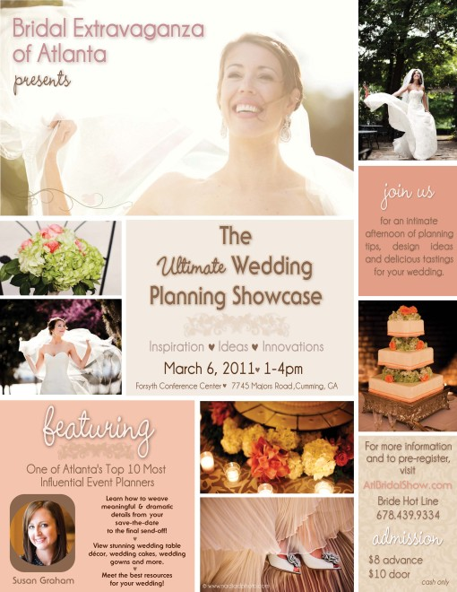 Bridal Extravaganza March Bridal Show 2011