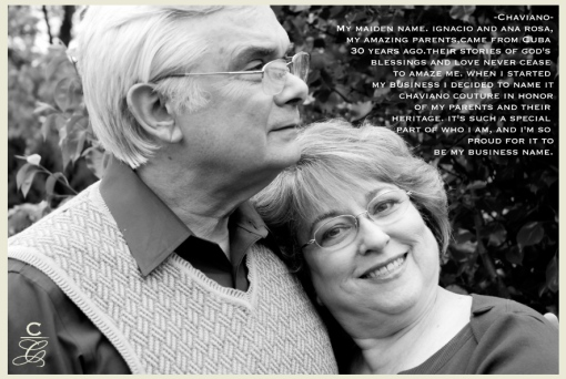 Mr. and Mrs. Chaviano